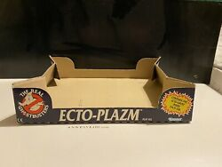 The Real Ghostbusters Vintage 1986 Kenner Rare Ecto-plazm Slime Display.
