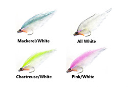 H20 Deadly Synthetic Deceiver Saltwater Fly