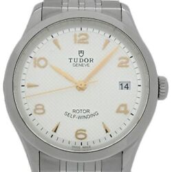 Tudor Ref.91450 Automatic Menand039s Silver Dial