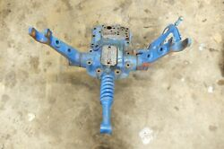 64 Ford 4000 Diesel Tractor Rear Differential 3 Point Hitch Top Cover Plate Arms
