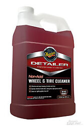 Detailer Non Acid Wheel And Tire Cleaner Gallon Mgl-d14301