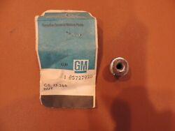 63 64 65 66 67 C2 Corvette Hard Top Mounting Anchor Nut--gm 3727928--nos-ncrs