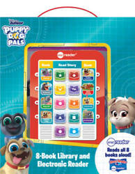 Disney Puppy Dog Pals - Me Reader Electronic Reader With 8 Book Libr - Very Good