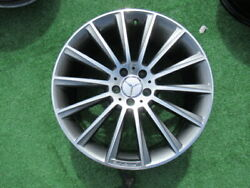 2014 To 2018 Mercedes Benz S Class Amg S560 S550 Oem Factory 20 Front Wheel Rim