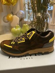 Lanvin Sneakers Runners Rare Color Size 10