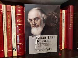 Charles Taze Russell Watchtower Research Jehovah Bible Students Fredrick Zydek