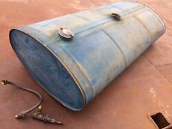 Ford Fordson Tractor Gas Fuel Tank Antique Farm Tractor See Info And 12 Picture