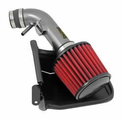 Aem 21-766c Air Intake Perf Kit Synthetic Round 5hp Wash W/hardware Red