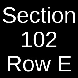 3 Tickets One Night Of Queen - Gary Mullen And The Works 3/18/22 Rosemont, Il
