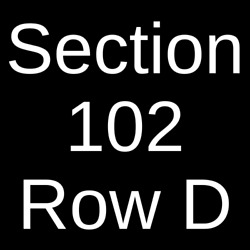 4 Tickets One Night Of Queen - Gary Mullen And The Works 3/18/22 Rosemont, Il