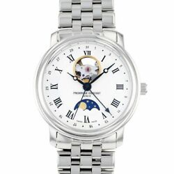 Frederique Constant Classic Moonphase Heart Beat Limited Fc-335mc4p6b2 Watch