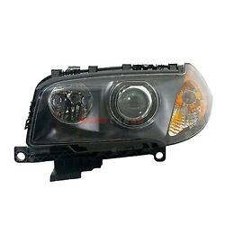 New Hid Head Light Lens And Housing Left Fits 2004-2006 Bmw X3 63123418395