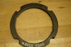 Peas 4 Cell Corn Seed Plate For Vintage Charlotte Nc Corn And Cotton 1 Row Planter