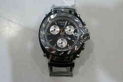 Tissot 1853 T-race T472 Chronograph With Date / Magnifier 50m No Band
