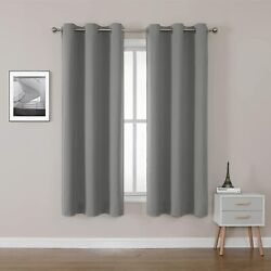 Curtains And Drapes For Living Room 45 Inch Lengthmodern Thermal Insulated Curtai