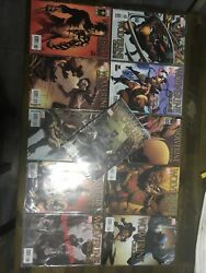 Wolverine Origins Lot 's 7, 8, 9, 11, 12, 13, 14, 15, 16, 17, And Annual 1