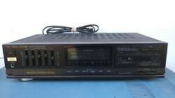 Fisher Rs-911 Good Working Am/fm Stereo Receiver Parts Parting Out , G323