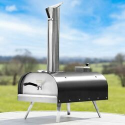 Harrier Arvo Pizza Oven [small]   Outdoor/portable Wood Fired Oven + Pizza Stone