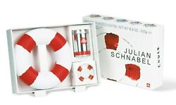 Illy Art Collection 2005 Limited Edition Julian Schnabel Espresso Cups And Saucers