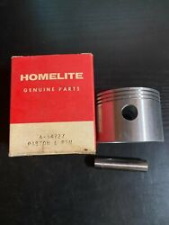 Nos Oem Homelite Piston And Pin A-54727 B467
