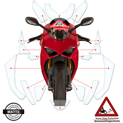 Stone Chip Paint Protection Ducati V4 Panigale 2018+ Matte