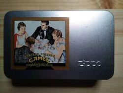 Original Box From Limited Edition Zippo Couple Collection .condition - Excellent