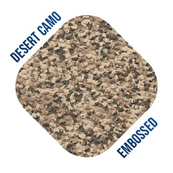 Seadek Desert Camo Fishing Boating Floor 40x80 Sheet Non Skid Boat Foam W/ 3m
