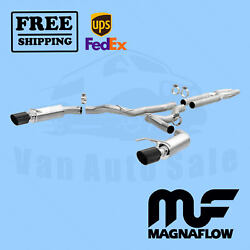 Exhaust -system Kit Magnaflow For Ford Mustang 15-17