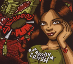 Freddy Fresh-surronded By Funk Uk Import Cd New
