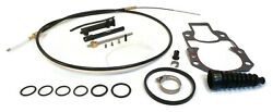 Lower Shift Cable Kit For 1988 Mercruiser 5010132as, 5010198ar, 5010184ar Drives