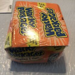Topps Wacky Packages Stickers Series 3 Sealed Box 36 Packs Dented Box