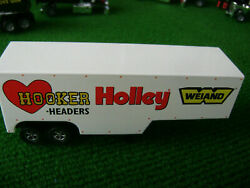 Aw Autoworld Xtraction Holly Carbs Trailer W Rear Tireand039s Ho Slot Car Fit Afx