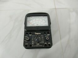 Simpson 260 Series 8 Analog Multimeter With Relay Protection