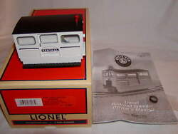 Lionel 6-37067 New York Central Nyc Tmcc Railroad Speeder New 2012 Lighted Mib