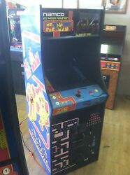 New Ms. Pacman/galaga 20 Year Reunion Arcade Upgraded 412 Games