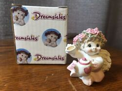 Dreamsicles Figurine High Tea Dc021 Collectible Figure 2 From 1998