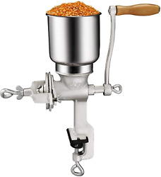 Premium Quality Cast Iron Corn Grinder For Wheat Grains Or Use As A Nut
