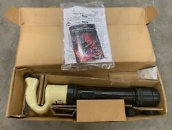 New Ingersoll Rand Pneumatic Rivet Buster Model 9001 W/ Free Attachments
