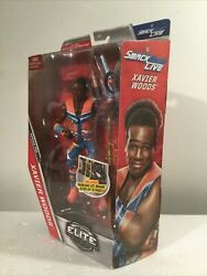 Wwe Xavier Woods Series 52 Elite Collection Smack Down Live 2017