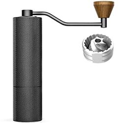 20xslim Portable Grinder Minimalism With Adjustable Setting Conical Burr Mill