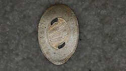 Vintage Elongated Squished Penny Maryland Tams Meeting Md Salisbury Bus Line 164