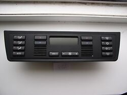 00-06 Bmw Oem X5 E53 A/c Air Conditioning Heater Climate Control 12p Max 6926880
