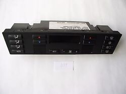 Bmw 5 E39 525 530 540 M5 A/c Air Conditioning Heater Climate Control P/n 8375453
