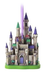 New Disney Castle Collection 6 Sleeping Beauty Aurora Ornament In Hand