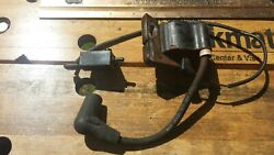 Honda Lawn Mower Parts Hrx217 Ignition Coil Assembly Used Oem