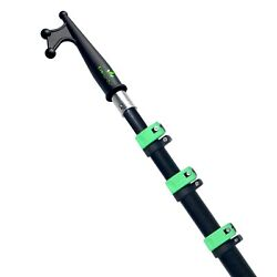 Eversprout 7-to-25 Foot Telescopic Boat Hook | Floating Heavy-duty Design