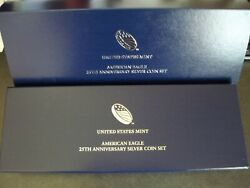 2011 25th And 2006 20th Anniversary Ase Box2 2006 Ase And 2 2015 Unc. J Kennedy