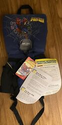 Spider Sense Spiderman Infant Youth Life Jacket Vest - New 0-50 Lbs Rated - New