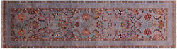 Runner Traditional Hand-knotted Wool Rug 2and039 8 X 9and039 9 - Q8404