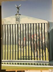 Rolls-royce Grill Polo Poster Original Artwork. 1987. One-of-a-kind. Exclusive
